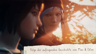Life Is Strange iOS Screenshots