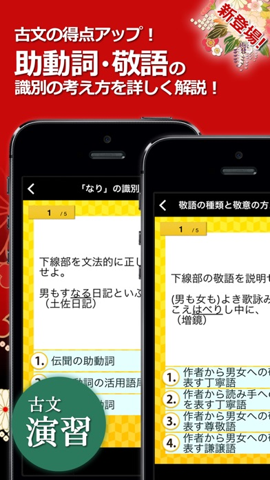 古文・漢文(広告非表示版) screenshot 3
