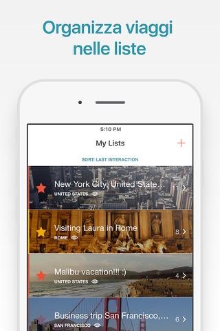 CityMaps2Go Pro Trip Planner screenshot 1