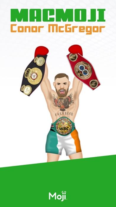 download MacMoji ™  by Conor McGregor apps 2