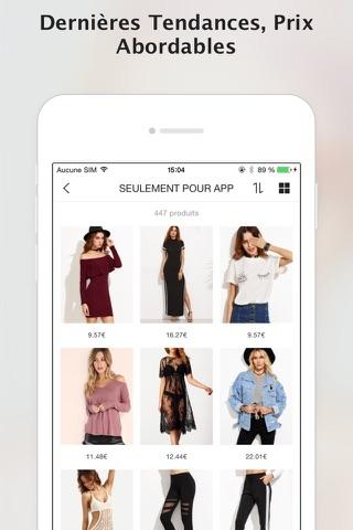 SHEIN - Fashion Shopping screenshot 2