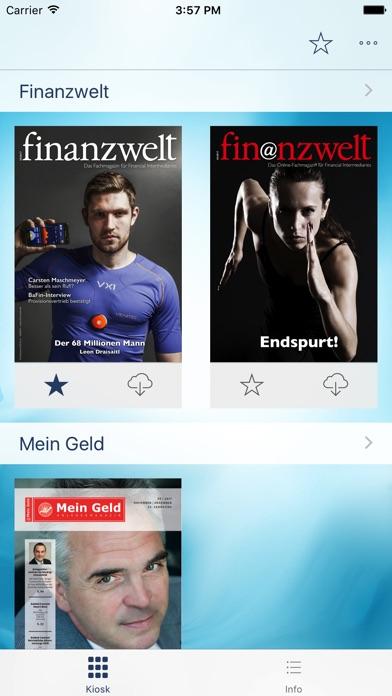 FinMag – Die Finanzmagazine screenshot 1