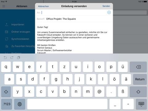 Fabasoft Cloud screenshot 4