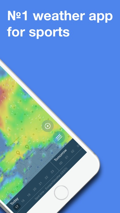 download WINDY - waves & wind forecast apps 0
