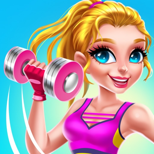 Cheerleader Queen: Fat to Slim iOS App