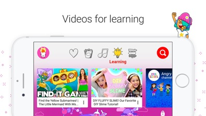 download YouTube Kids apps 1