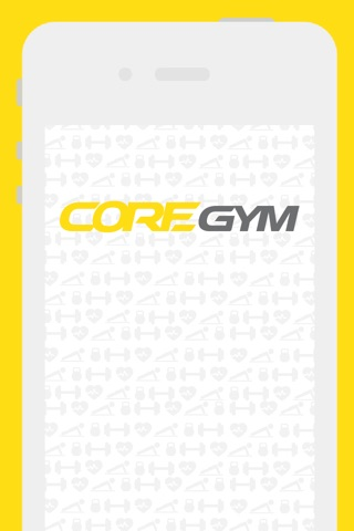 Core Gym screenshot 1