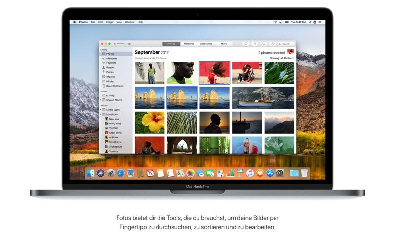 Sicherheitslücke auf Macs: Apple kündigt Software-Update an
