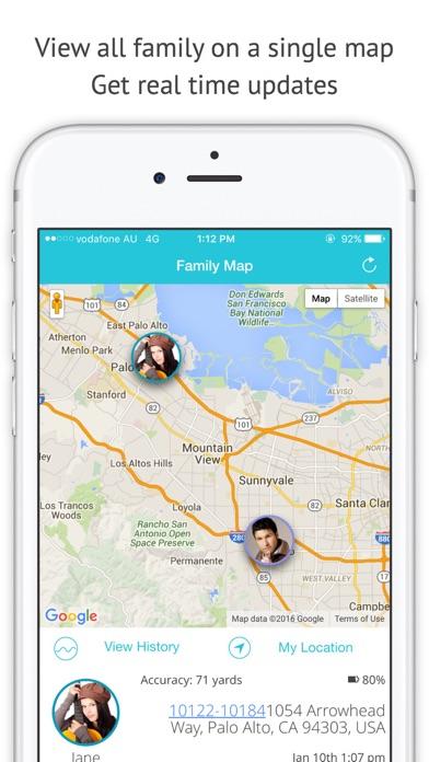 Family Locator - Phone Tracker Screenshots