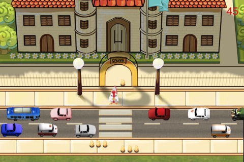 Chicken Cross Road screenshot 3