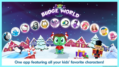 Budge World - Kids Games & Fun iPhone
