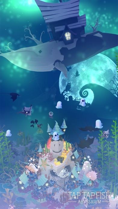 Tap tap fish abyssrium on the app store for Tap tap fish halloween event