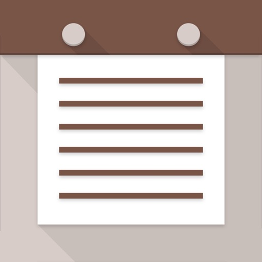 Memo Pad - Simple & Stylish iOS App