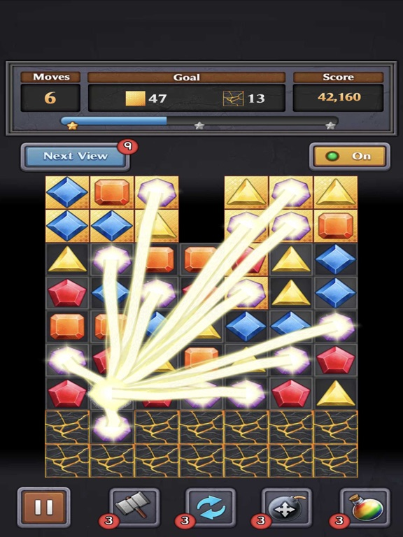 Jewelry Match Puzzle Скриншоты9