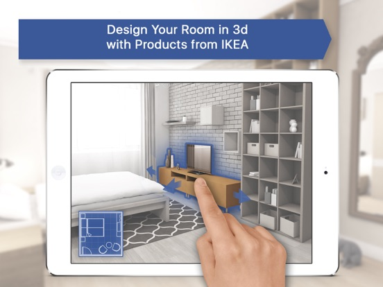 Decorate A Room Virtually 3d room planner for ikea on the app store
