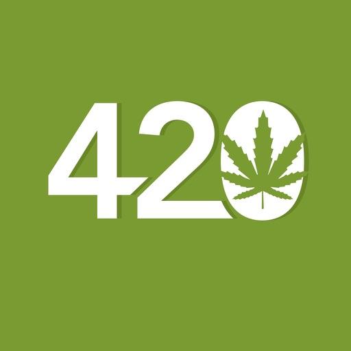 420 Friends - #1 Weed App for Cannabis Community iOS App