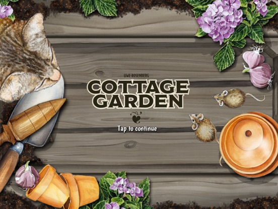 Cottage Garden iOS Screenshots