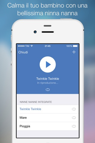 Baby Monitor 3G screenshot 3