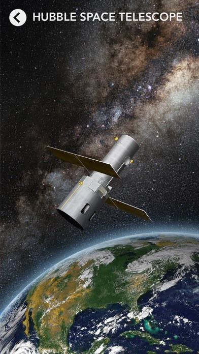 SkyView® Satellite Guide Screenshots