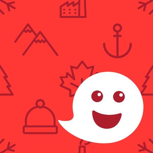 uTalk 英语(加拿大)