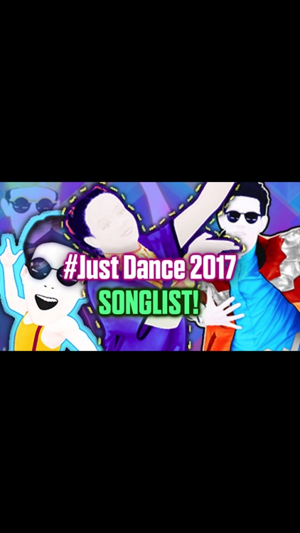 Game PIK for Just Dance 2017 by Dai Nguyen Chi