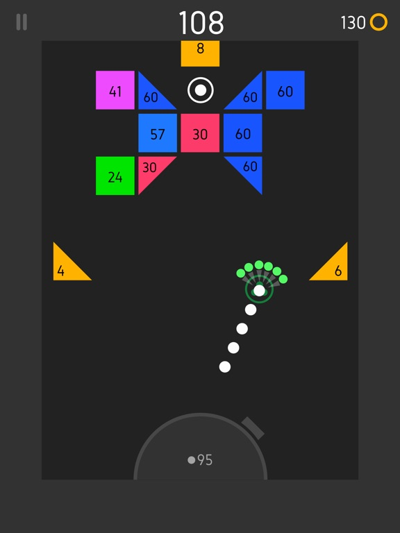 Screenshot 3 Ballz Shooter