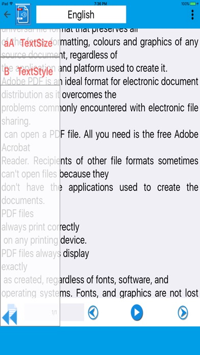 pdf to text android app