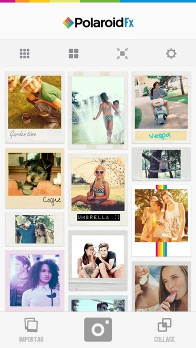 Polaroid Fx 폴라로이드 앱스토어 스크린샷