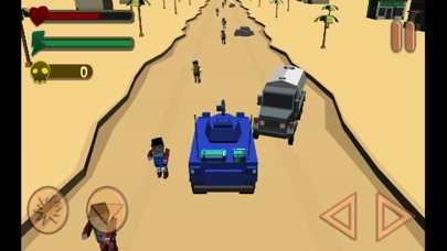download Zombie Chase v2 appstore review