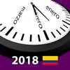 Calendario 2018 Colombia NoAds