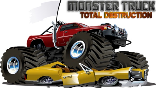 Monster Truck Crushing Power On The App Store