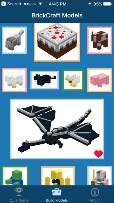 BrickCraft - Models a... screenshot1