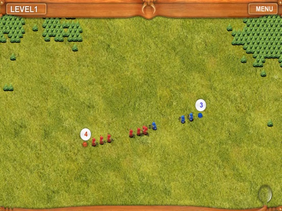 Screenshot #4 for Little Wars — Conquer Game