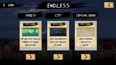 Screenshot 5 Ninja Scroller: The Awakening