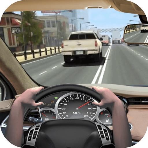 Highway Car Racer VR