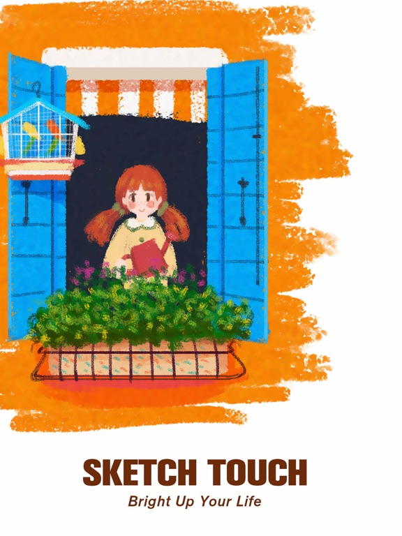 Sketch Touch - Real Art Studio Screenshots