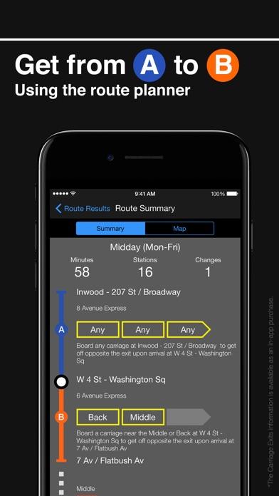 download New York Subway MTA Map apps 2