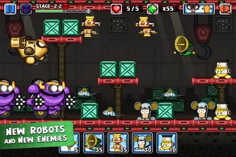 Tiny Defense 2 screenshot 2