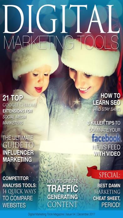Digital Marketing Too... screenshot1