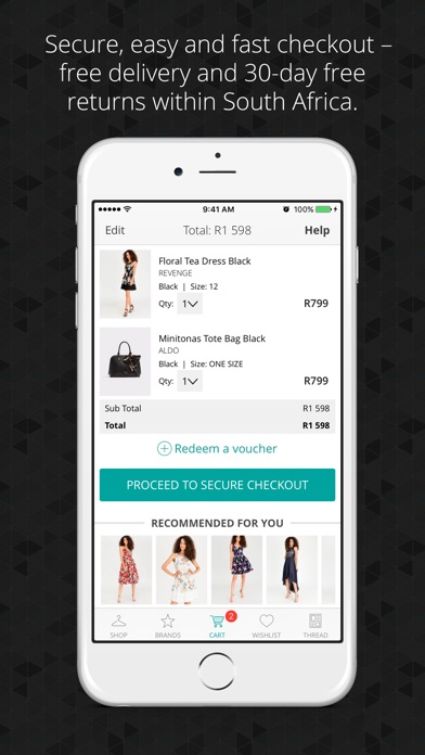 download Spree online fashion shopping apps 0
