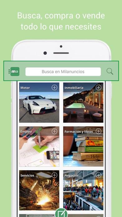 download milanuncios - Comprar y vender apps 0