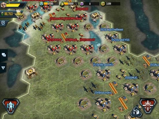 Скачать War Commander: Rogue Assault