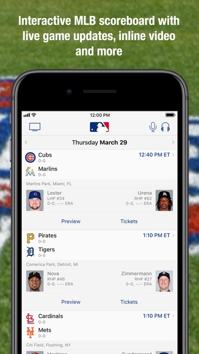 MLB At Bat IPA Cracked for iOS Free Download