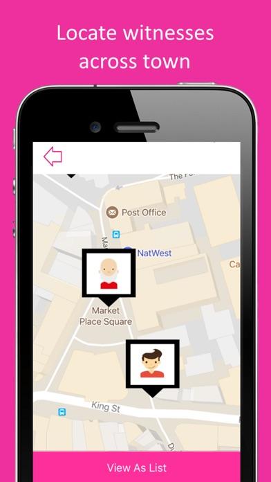 CluedUpp Manhunt App Download
