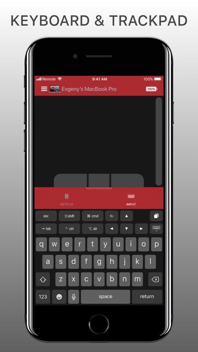 FlixRemote for Mac Screenshots