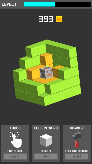 The Cube - What's Inside ? screenshot 2