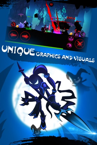 League of Stickman: Ninja screenshot 3