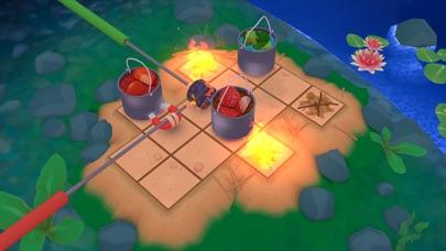 Screenshot 3 Campfire Cooking