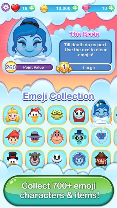 download Disney Emoji Blitz - Halloween appstore review