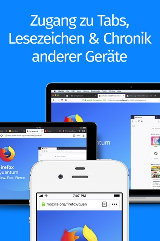 Firefox Web Browser screenshot 4